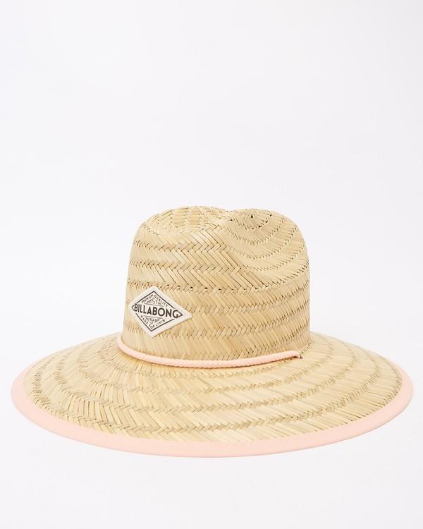 0 Tipton Straw Hat Grey ABJHA00152 Billabong