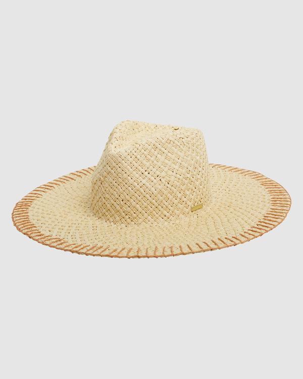 0 Stitched Straw Hat White ABJHA00165 Billabong