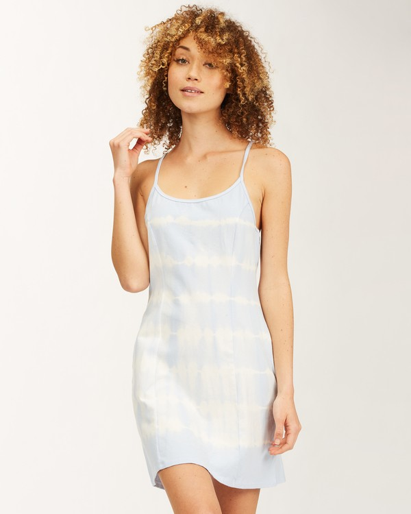 0 Easy On Me Knit Dress Brown ABJKD00137 Billabong