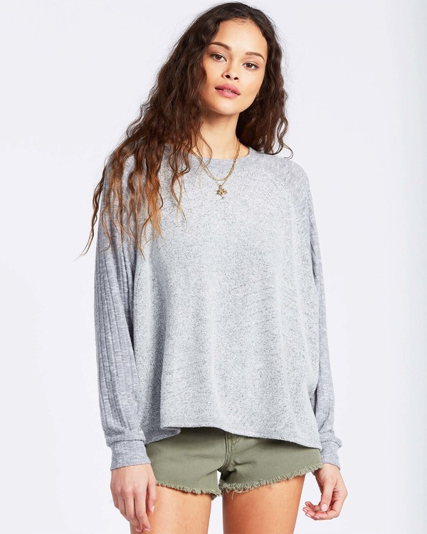 0 First Start Top Grey ABJKT00102 Billabong