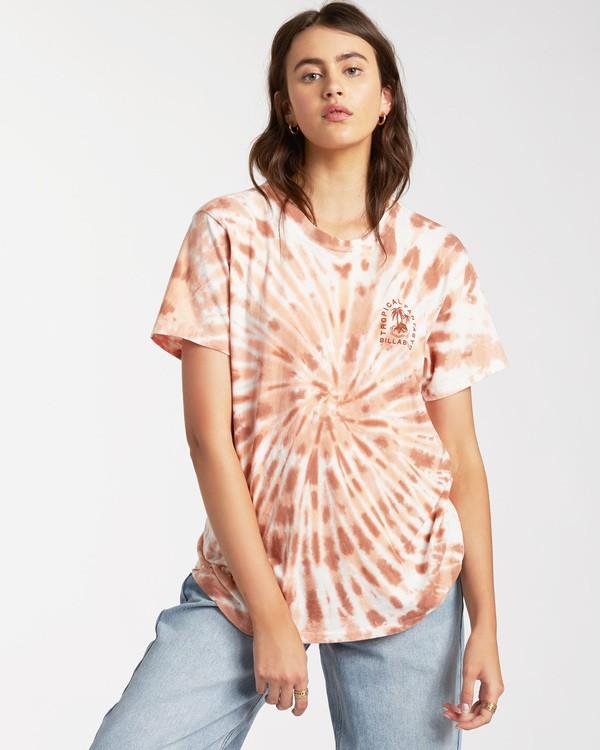 0 Take A Trip Short Sleeve T-Shirt Grey ABJKT00198 Billabong