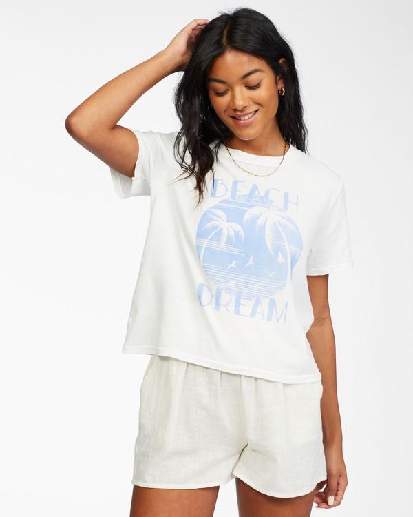 0 Eco Rockers T-shirt White ABJKT00262 Billabong