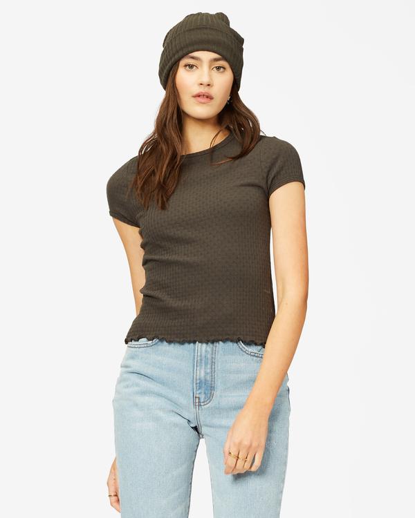 0 Baby Me T-Shirt Black ABJKT00267 Billabong