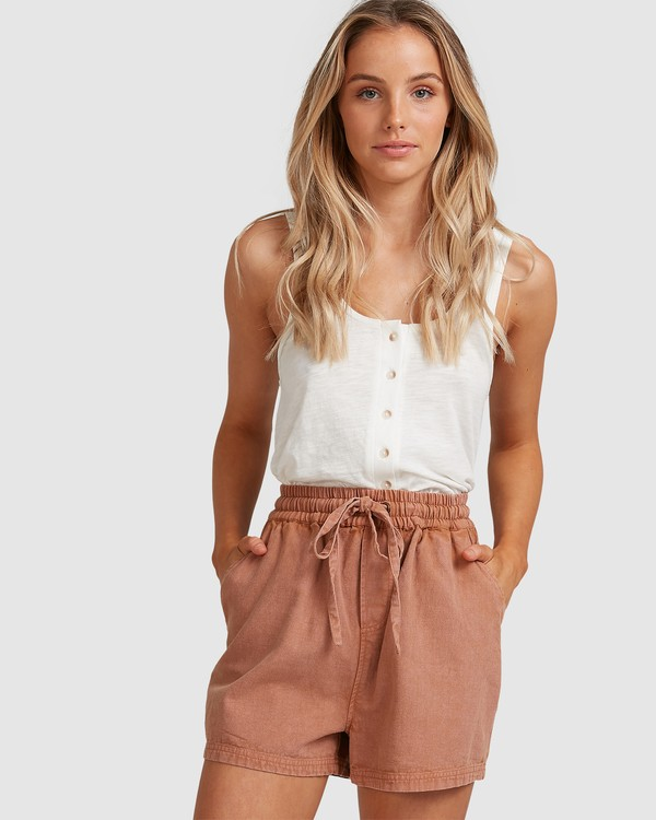 0 Louie Shorts Brown ABJNS00160 Billabong