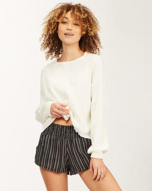 0 Waves For Days Knit Shorts Black ABJNS00165 Billabong
