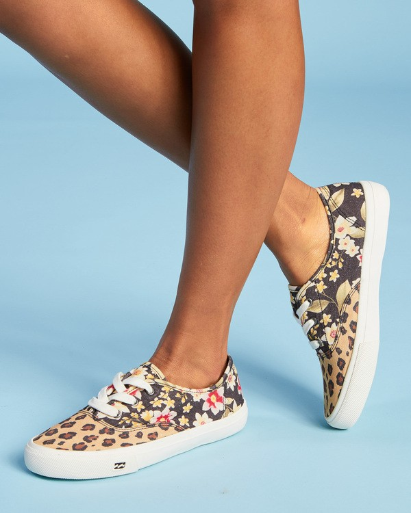 0 Seascape Daze Shoes Grey ABJS300001 Billabong