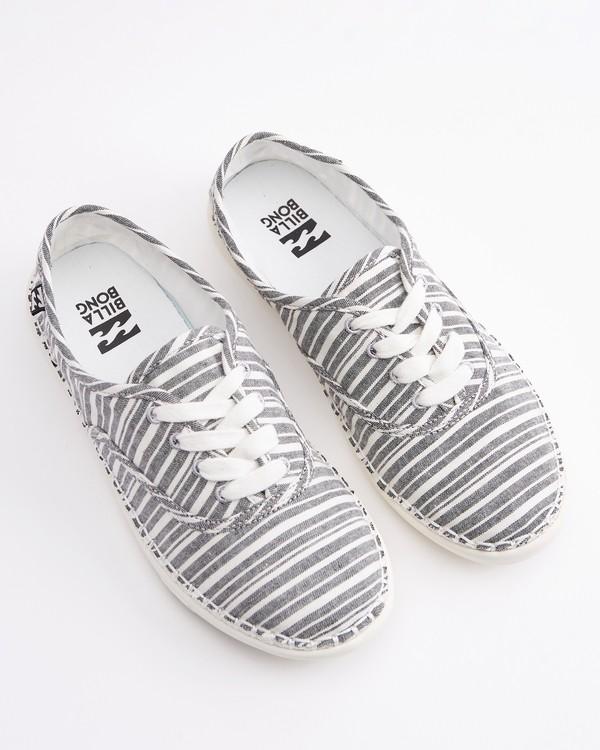 0 Juno Canvas Shoes Black ABJS300014 Billabong