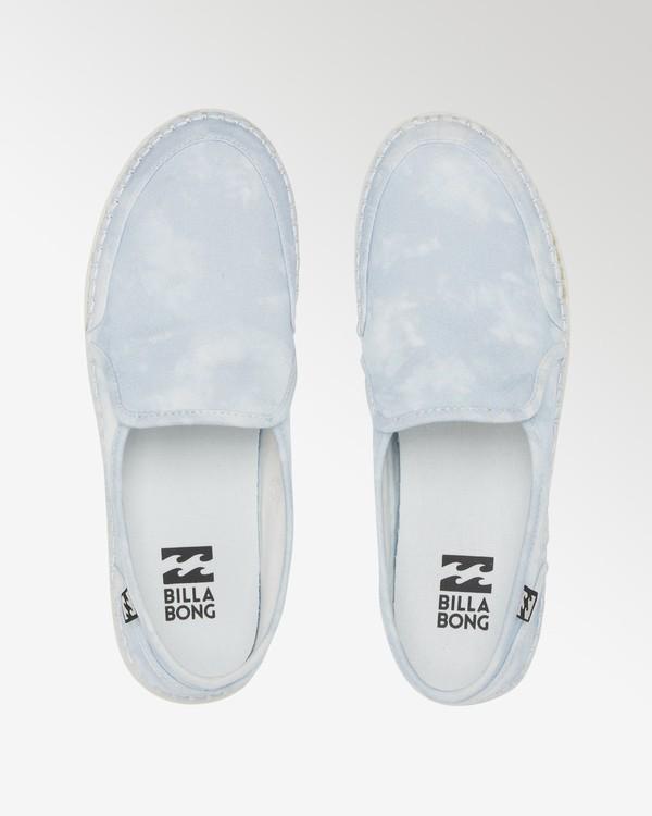 0 Del Sol Slip-On Shoes Brown ABJS300015 Billabong