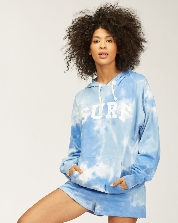 0 Surf Tie-Dye Hoodie Multicolor ABJSF00126 Billabong