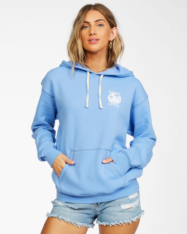 0 Beach Dream Hoodie Purple ABJSF00139 Billabong