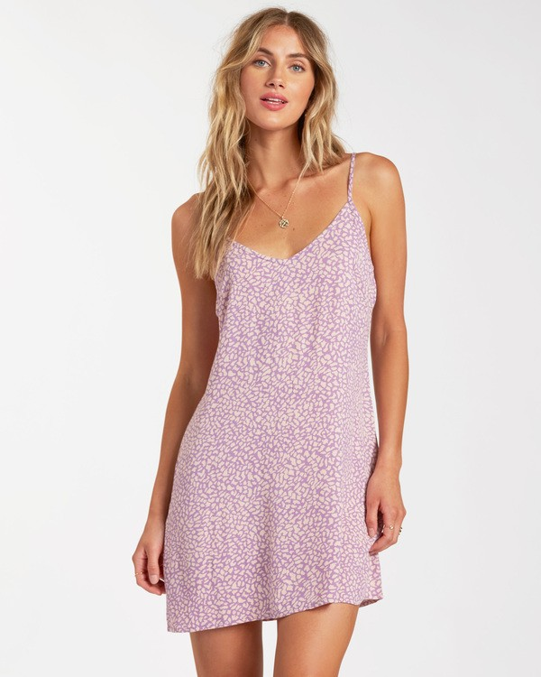 0 Blooming Dress Multicolor ABJWD00191 Billabong