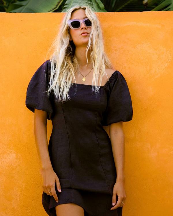 0 Paradise Mini Dress Black ABJWD00225 Billabong
