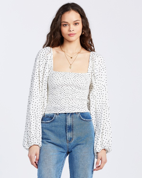 0 Just Like That Top Black ABJWT00113 Billabong