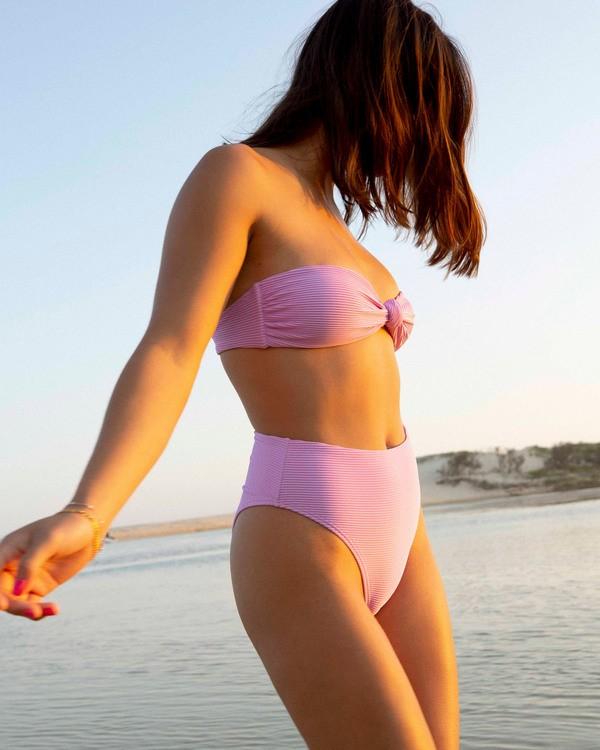 0 Tanlines Lulu Bandeau Bikini Top Multicolor ABJX300137 Billabong