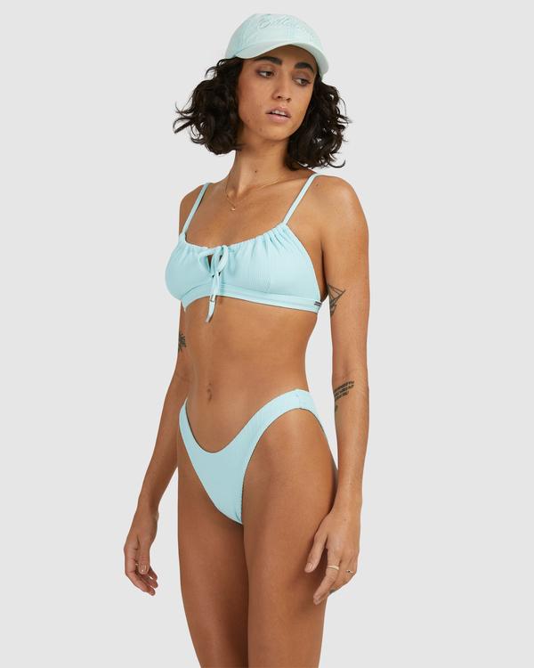 0 Sunrays Coco Bralette Bikini Top Blue ABJX300510 Billabong