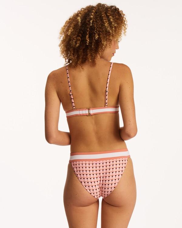 0 Let Me Check Tropic Bikini Bottom Orange ABJX400105 Billabong