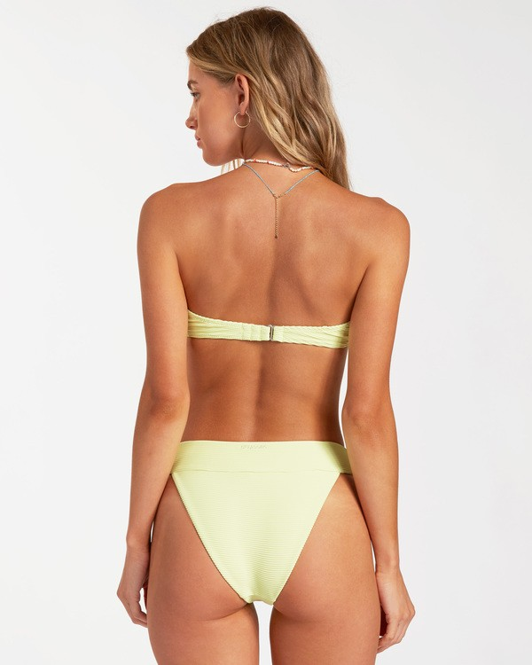 0 Tanlines Tropic Bikini Bottom Green ABJX400141 Billabong