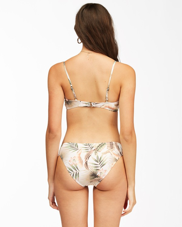 0 Take Me To Paradise Lowrider Bikini Bottom Grey ABJX400248 Billabong