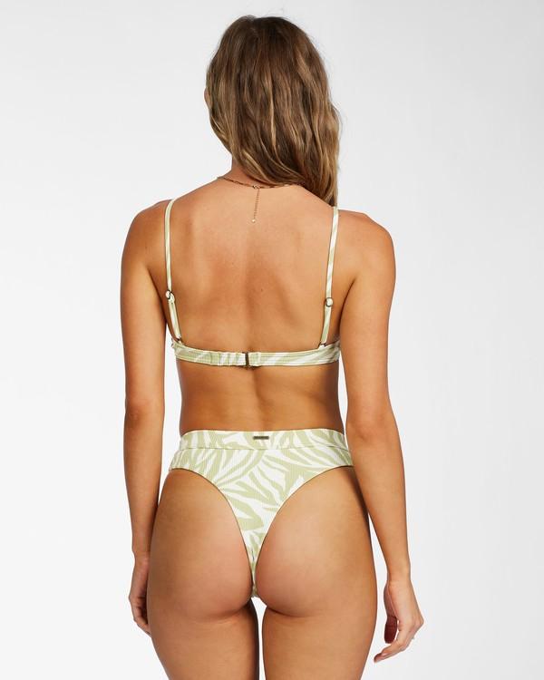 0 Jungle Town High Maya Bikini Bottom Green ABJX400278 Billabong