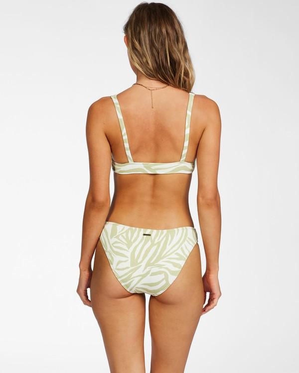 0 Jungle Town Lowrider Bikini Bottom Green ABJX400280 Billabong