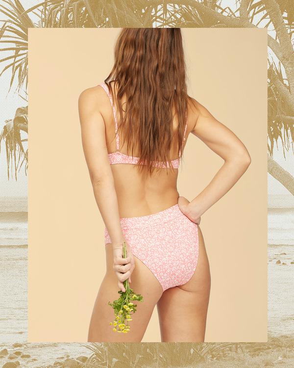 0 Wrangler Lil Sweet One Maui Rider Bikini Bottom Multicolor ABJX400332 Billabong