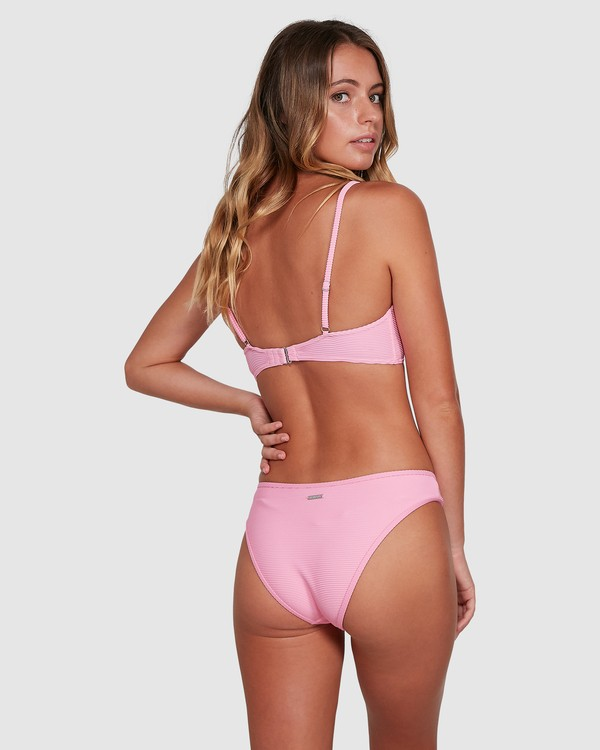 0 Marina Bound Bondi Bikini Bottoms Pink ABJX400359 Billabong
