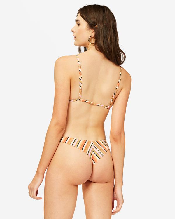0 Time To Go Tanga Bikini Bottom Grey ABJX400374 Billabong