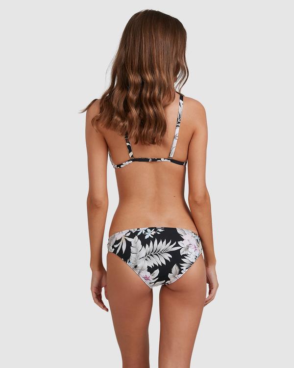 0 Tropicool Lowrider Bikini Bottom Black ABJX400499 Billabong