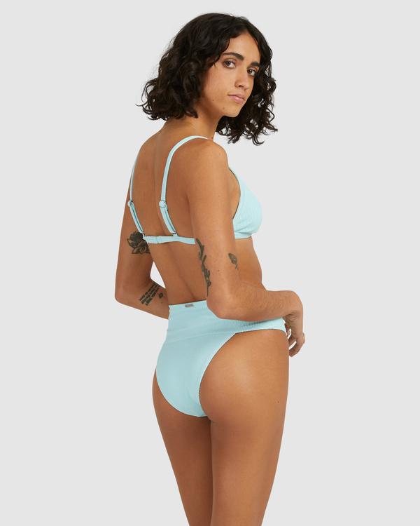 0 Sunrays Kauai Bikini Bottom Blue ABJX400504 Billabong