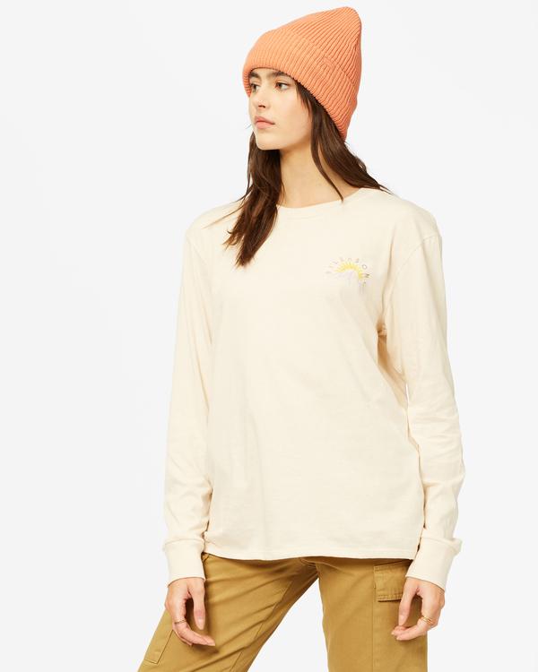 0 A/Div Long Sleeve T-Shirt White ABJZT00199 Billabong