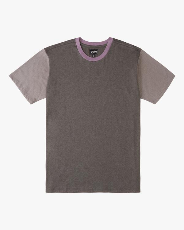 0 Boys' (2-7) Zenith Short Sleeve T-Shirt Black ABTKT00100 Billabong