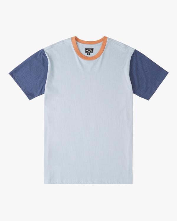 0 Boys' (2-7) Zenith Short Sleeve T-Shirt Orange ABTKT00100 Billabong