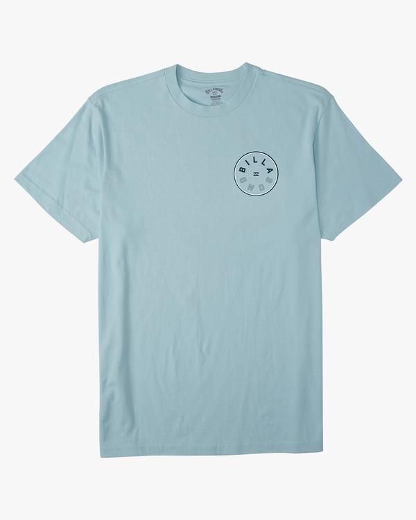 0 Boys' (2-7) Rotor Short Sleeve T-Shirt Blue ABTZT00122 Billabong