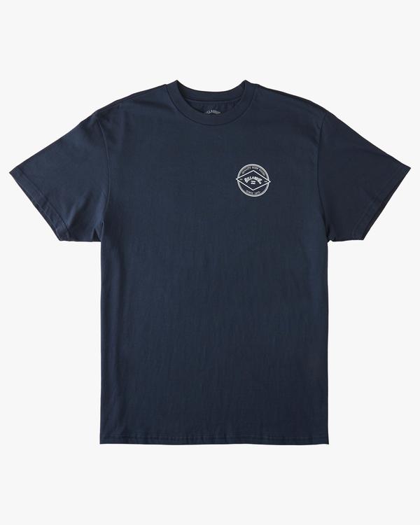 0 Boys' (2-7) Rotor Arch Short Sleeve T-Shirt Blue ABTZT00131 Billabong