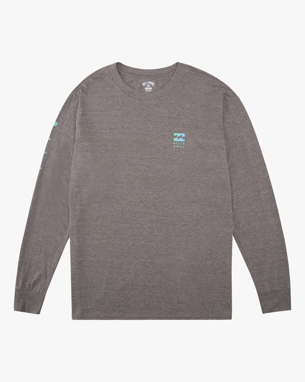 0 Boys' (2-7) Unity Long Sleeve T-Shirt Blue ABTZT00141 Billabong
