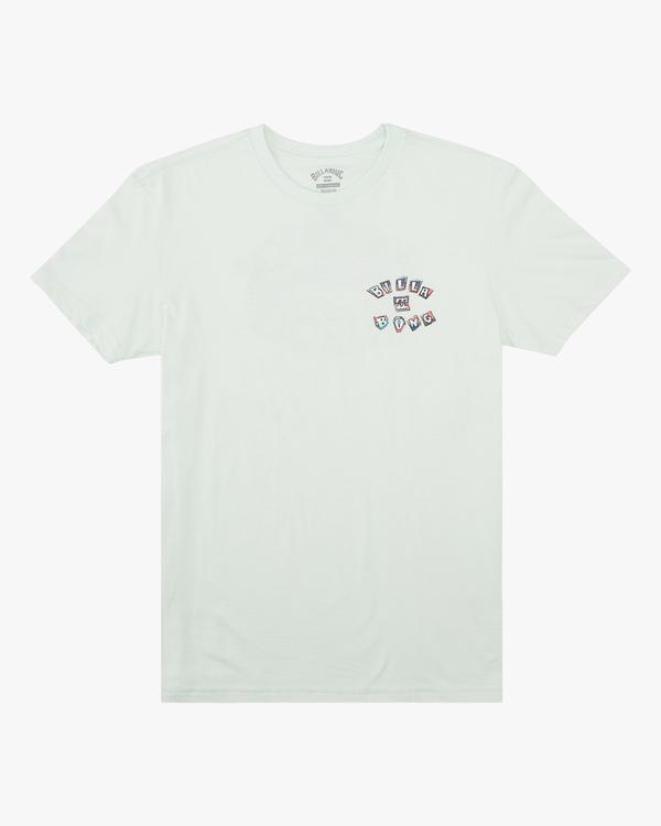 0 Boys' (2-7) Sharky Short Sleeve T-Shirt Multicolor ABTZT00144 Billabong