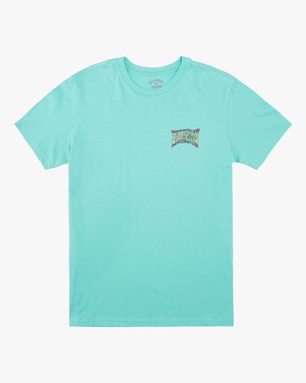 0 Boys' (2-7) Tribal Short Sleeve T-Shirt Black ABTZT00145 Billabong
