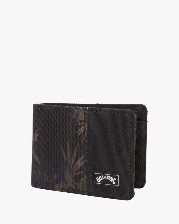 0 Tides Wallet Green ABYAA00105 Billabong