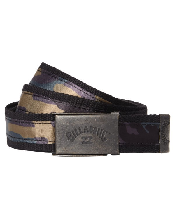 0 Cog Print Belt Black ABYAA00107 Billabong