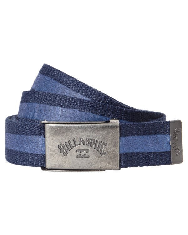 0 Cog Print Belt Blue ABYAA00107 Billabong