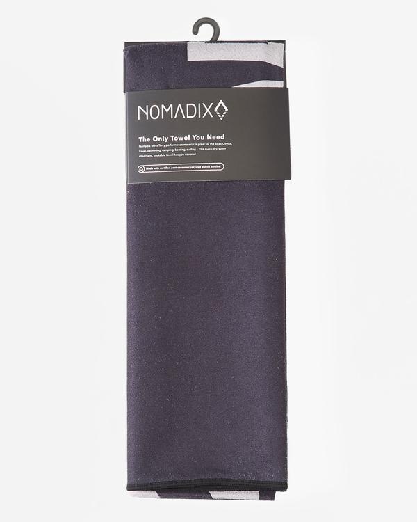 0 Nomadix x A/Div Towel Black ABYAA00150 Billabong