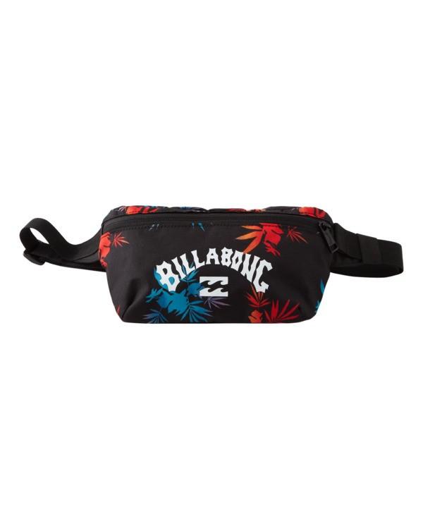 0 Cache Bum Bag Waist Pack Black ABYBA00103 Billabong