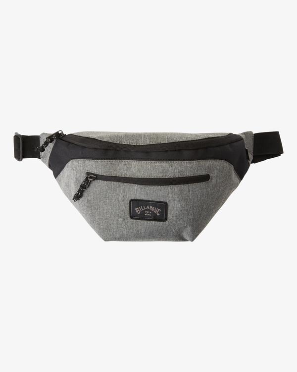 0 Bali Waistpack Grey ABYBA00126 Billabong