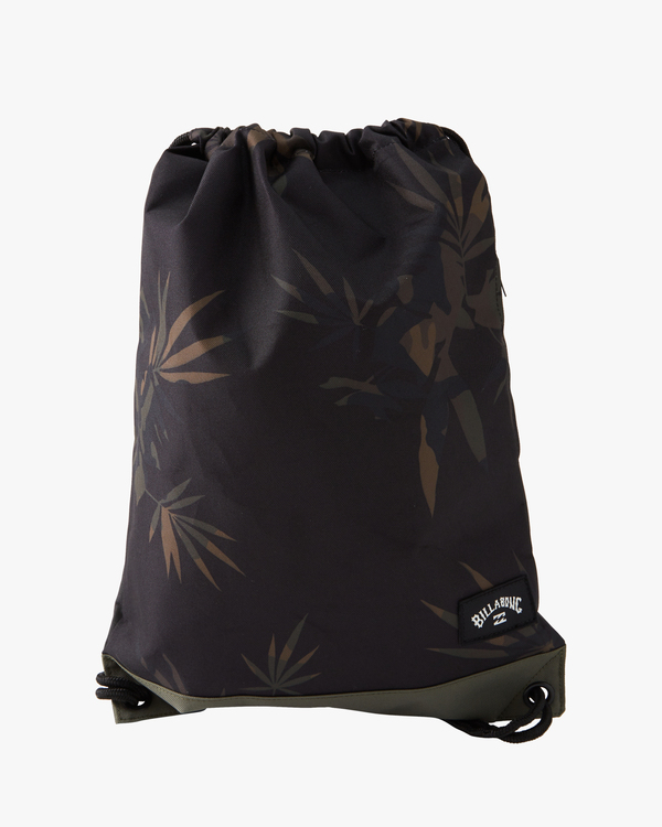 0 All Day Cinch Backpack Green ABYBP00104 Billabong
