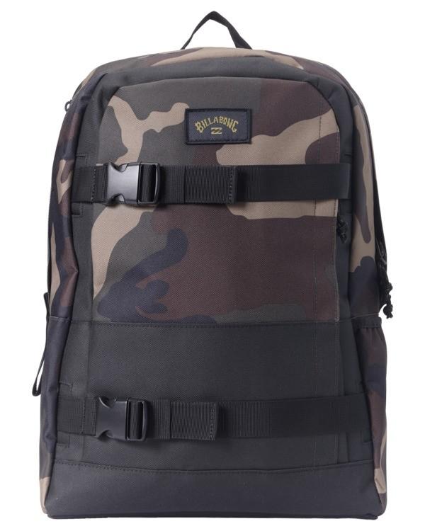 0 Command Skate Backpack Black ABYBP00108 Billabong