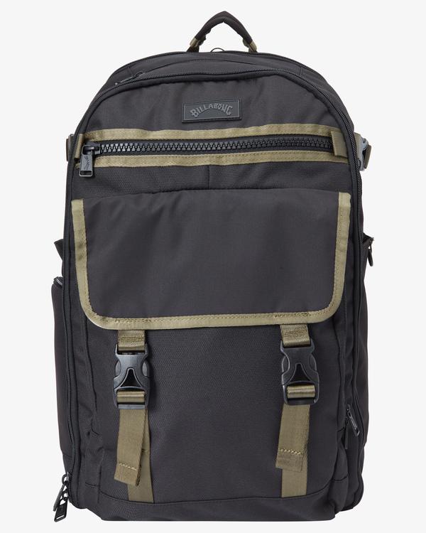 0 A/Div Surftrek Explorer Backpack Black ABYBP00112 Billabong