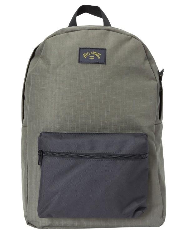 0 All Day Backpack Green ABYBP00121 Billabong