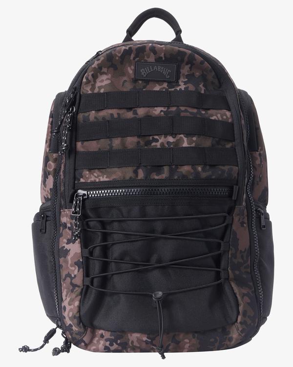 0 A/Div Combat Pack Backpack Black ABYBP00122 Billabong