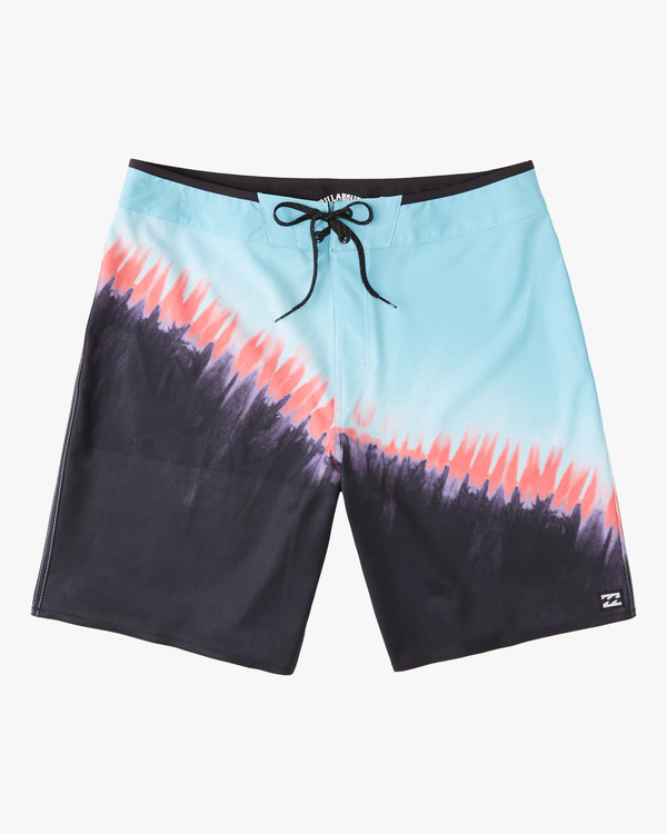 """0 T Street Airlite Boardshorts 19"""" Blue ABYBS00103 Billabong"""