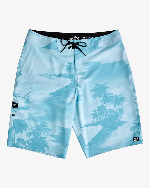 """0 All Day Pro Boardshort 20"""" Blue ABYBS00109 Billabong"""